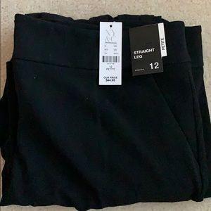 New York & Company black dress pants